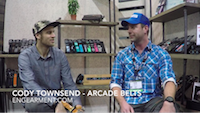 Cody Townsend Interview Arcade Belts Line of the Year