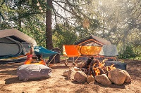 REI evrgrn evergreen camping