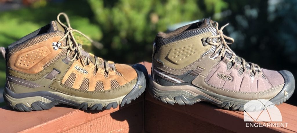 a772d3625aa KEEN Targhee Vent and EXP Boots - Two New Updates to the Targhee ...